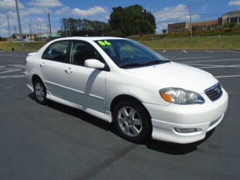 2006 Toyota Corolla for sale at Atlanta Auto Max in Norcross GA