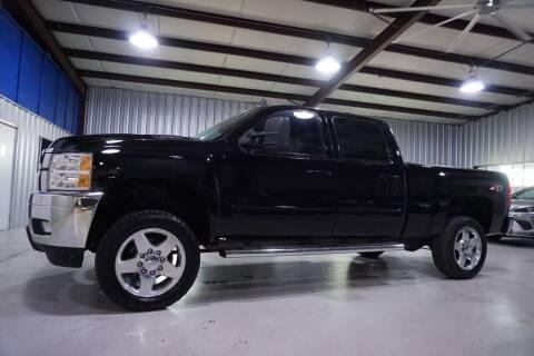 2014 Chevrolet Silverado 2500HD for sale at SOUTHWEST AUTO CENTER INC in Houston TX