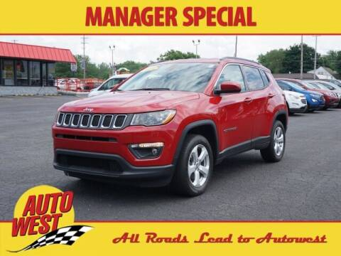 2018 Jeep Compass for sale at Autowest of GR in Grand Rapids MI