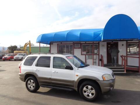 2001 Mazda Tribute for sale at Jim's Cars by Priced-Rite Auto Sales in Missoula MT