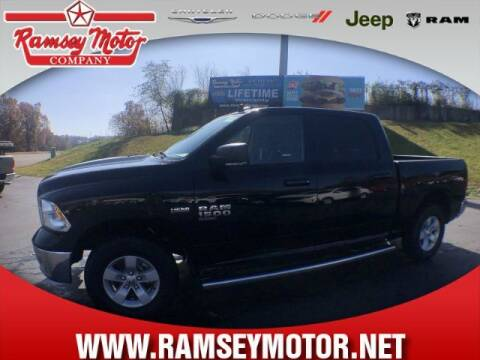 2020 RAM Ram Pickup 1500 Classic for sale at RAMSEY MOTOR CO in Harrison AR