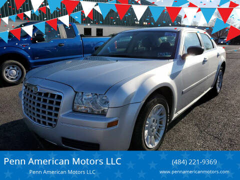 2006 Chrysler 300 for sale at Penn American Motors LLC in Allentown PA