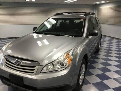 2011 Subaru Outback for sale at Mirak Hyundai in Arlington MA