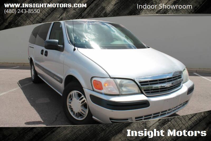 2003 Chevrolet Venture for sale at Insight Motors in Tempe AZ