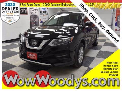 2017 Nissan Rogue for sale at WOODY'S AUTOMOTIVE GROUP in Chillicothe MO