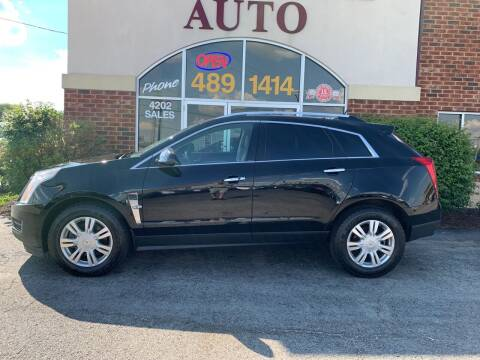 2012 Cadillac SRX for sale at Professional Auto Sales & Service in Fort Wayne IN