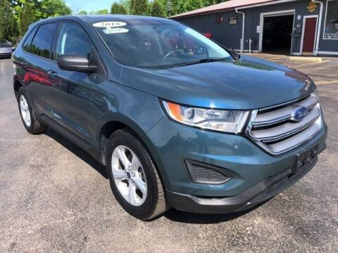 2016 Ford Edge for sale at Newcombs Auto Sales in Auburn Hills MI