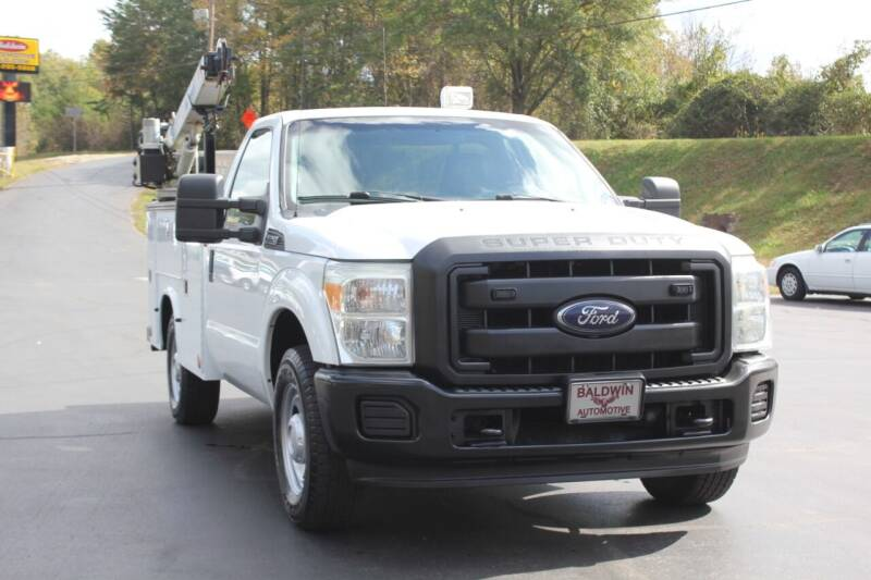 2012 Ford F-250 Super Duty for sale at Baldwin Automotive LLC in Greenville SC