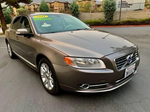 2011 Volvo S80 for sale at Select Auto Wholesales in Glendora CA