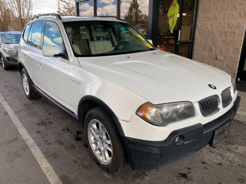 2004 BMW X3 for sale at Auto Bike Sales in Reno NV