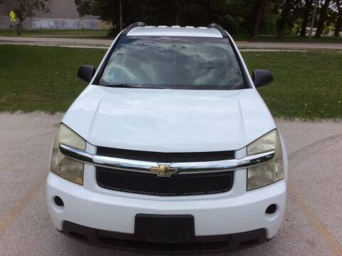 2007 Chevrolet Equinox for sale at Luxury Cars Xchange in Lockport IL