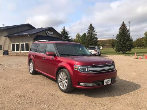 2014 Ford Flex for sale at Crown Motor Inc in Grand Forks ND