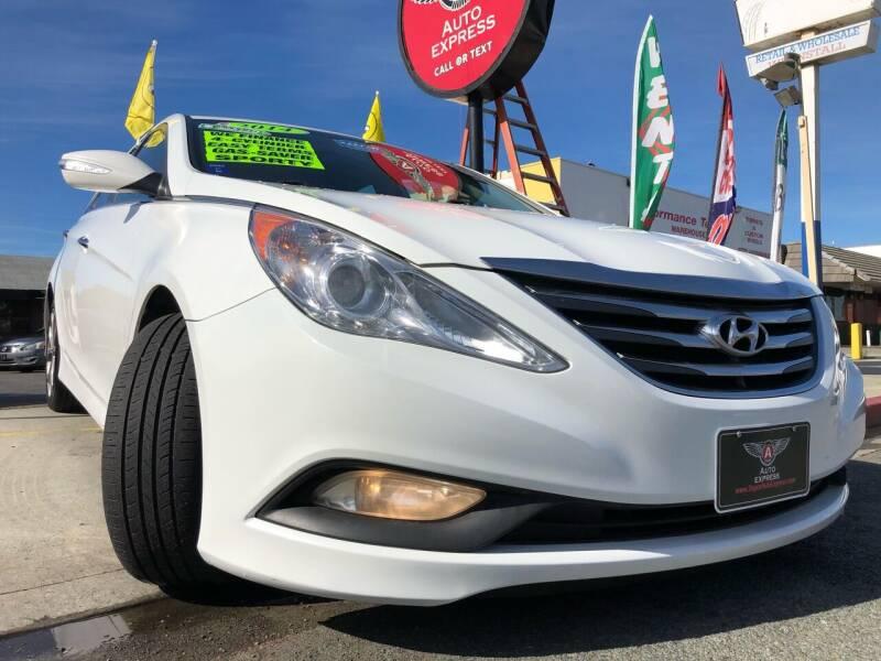 2014 Hyundai Sonata for sale at Auto Express in Chula Vista CA