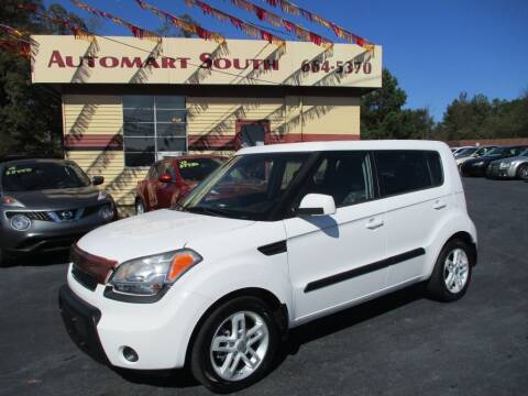 2011 Kia Soul for sale at Automart South in Alabaster AL
