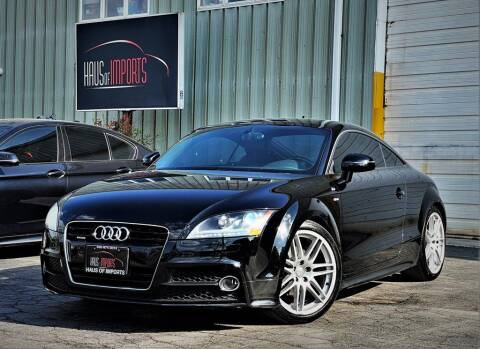 2012 Audi TT for sale at Haus of Imports in Lemont IL