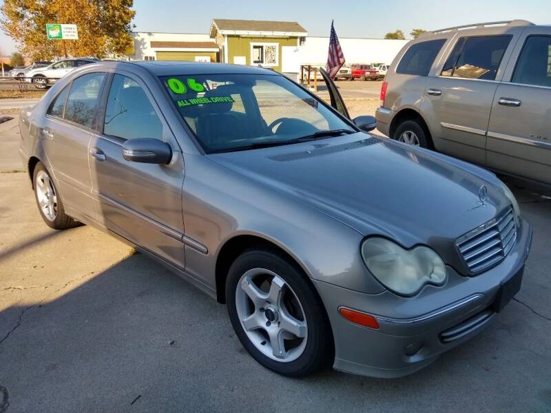 2006 Mercedes-Benz C-Class for sale at Horne's Auto Sales in Richland WA