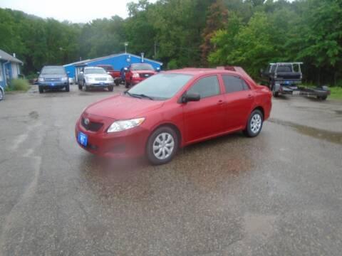2009 Toyota Corolla for sale at Michigan Auto Sales in Kalamazoo MI