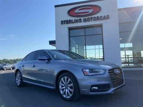 2015 Audi A4 for sale at Sterling Motorcar in Ephrata PA