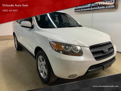2007 Hyundai Santa Fe for sale at Orlando Auto Sale in Orlando FL