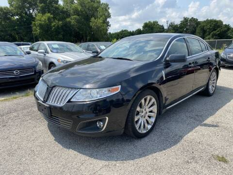 2010 Lincoln MKS for sale at Pary's Auto Sales in Garland TX