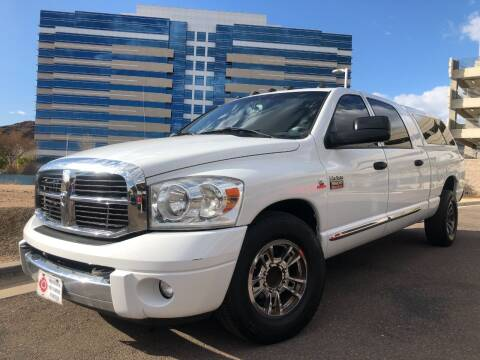 2007 Dodge Ram Pickup 3500 for sale at Day & Night Truck Sales in Tempe AZ