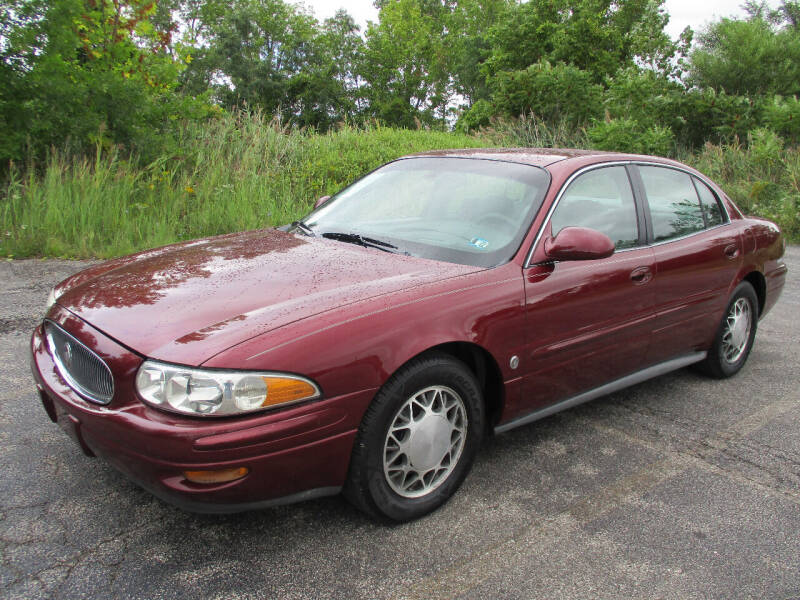 2001 Buick LeSabre for sale at Action Auto Wholesale - 30521 Euclid Ave. in Willowick OH