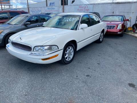 2003 Buick Park Avenue for sale at Nicks Auto Sales in Philadelphia PA