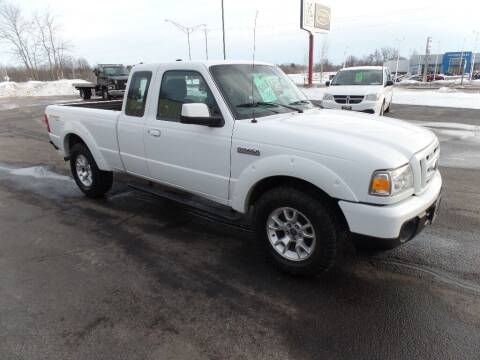 2011 Ford Ranger for sale at STEINKE AUTO INC. - Steinke Auto Inc (South) in Clintonville WI