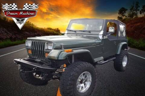1989 Jeep J-Series for sale at Dream Machines USA in Lantana FL