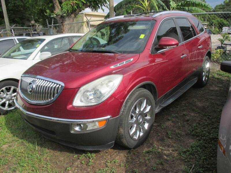 2011 Buick Enclave for sale at New Gen Motors in Bartow FL