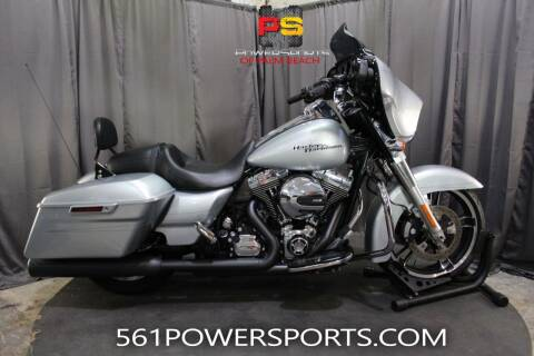 2015 Harley-Davidson Street Glide® Special for sale at Powersports of Palm Beach in Hollywood FL