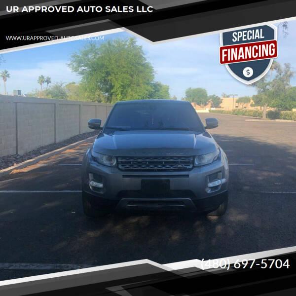 2013 Land Rover Range Rover Evoque for sale in Tempe, AZ