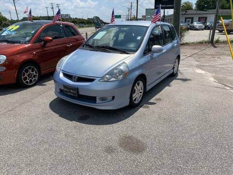 2008 Honda Fit for sale at Kelly & Kelly Auto Sales in Fayetteville NC