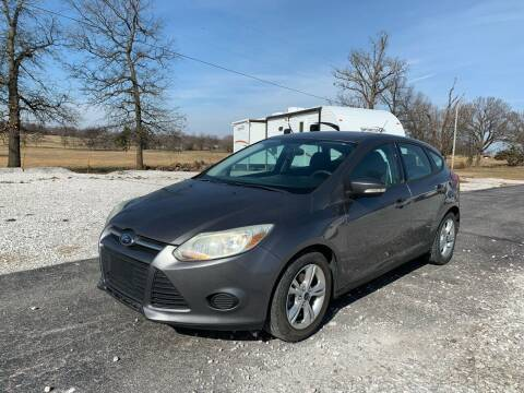 2013 Ford Focus for sale at Champion Motorcars in Springdale AR