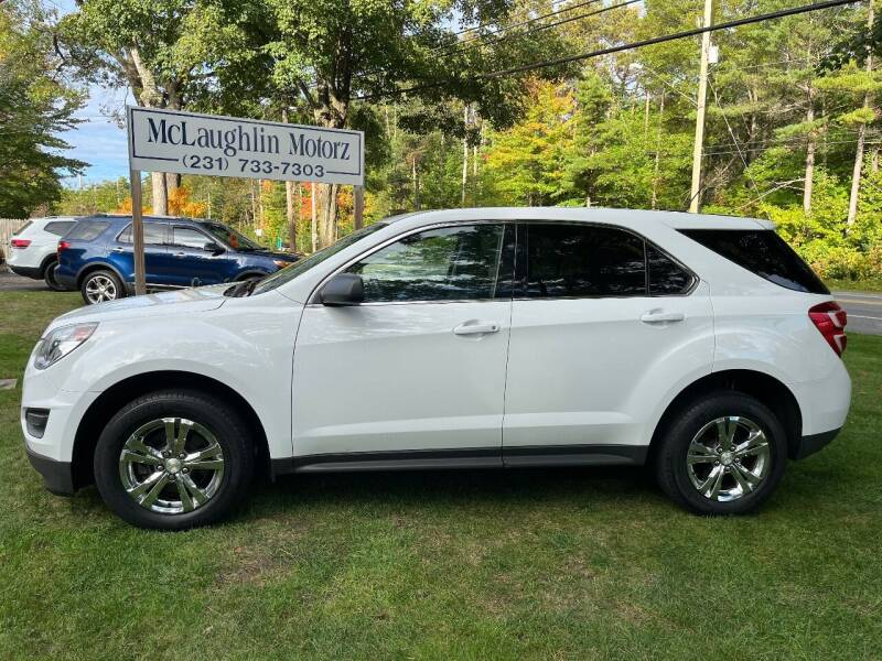 2016 Chevrolet Equinox for sale at McLaughlin Motorz in North Muskegon MI