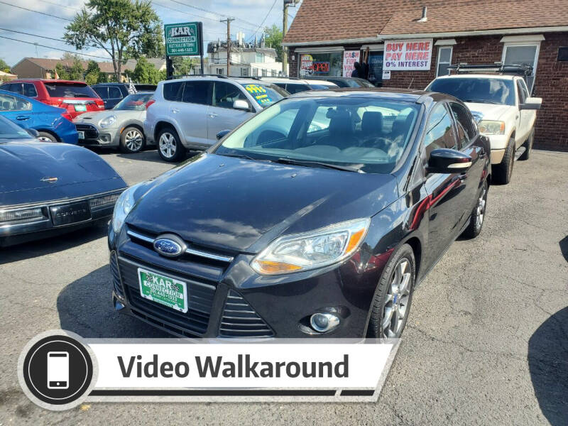 2014 Ford Focus for sale at Kar Connection in Little Ferry NJ