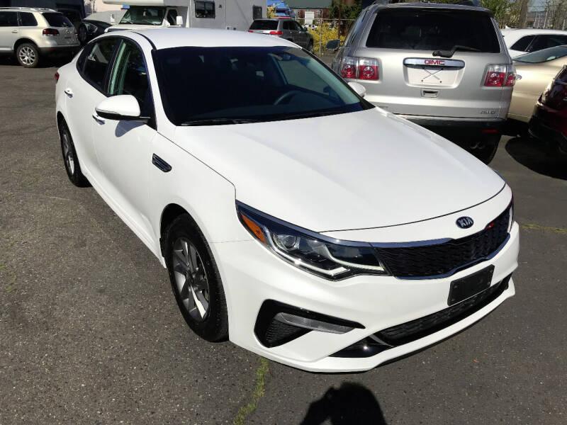 2020 Kia Optima for sale at Autos Cost Less LLC in Lakewood WA