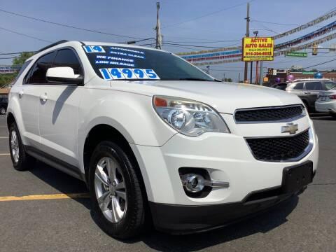 2014 Chevrolet Equinox for sale at Active Auto Sales in Hatboro PA