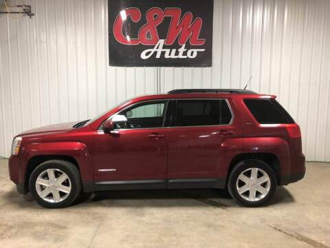 2010 GMC Terrain for sale at C&M Auto in Worthing SD