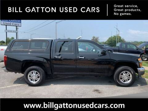 2012 GMC Canyon for sale at Bill Gatton Used Cars in Johnson City TN