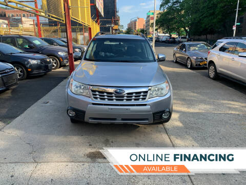2012 Subaru Forester for sale at Raceway Motors Inc in Brooklyn NY