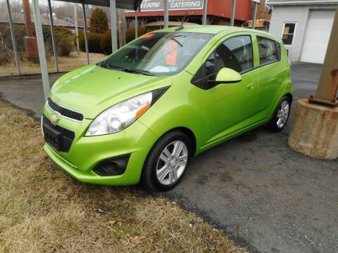 2014 Chevrolet Spark for sale at Automotive Toy Store LLC in Mount Carmel PA