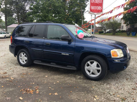 2002 GMC Envoy for sale at Antique Motors in Plymouth IN
