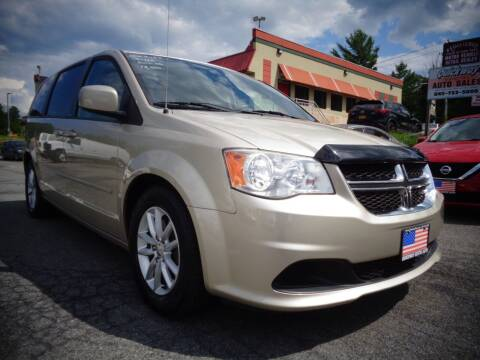 2014 Dodge Grand Caravan for sale at Quickway Exotic Auto in Bloomingburg NY
