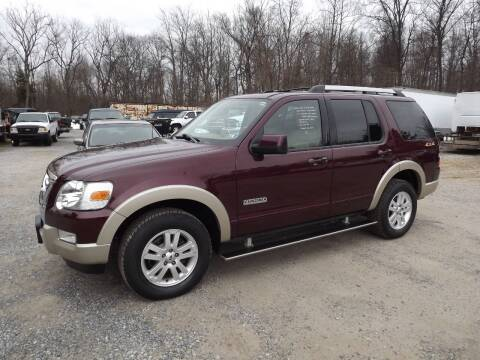 2007 Ford Explorer for sale at Country Side Auto Sales in East Berlin PA