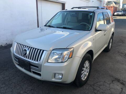 2009 Mercury Mariner for sale at Jay's Automotive in Westfield NJ