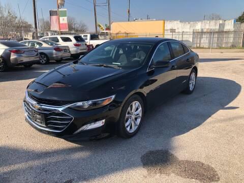 2019 Chevrolet Malibu for sale at Saipan Auto Sales in Houston TX