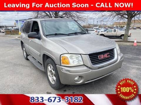 2003 GMC Envoy for sale at Glenbrook Dodge Chrysler Jeep Ram and Fiat in Fort Wayne IN