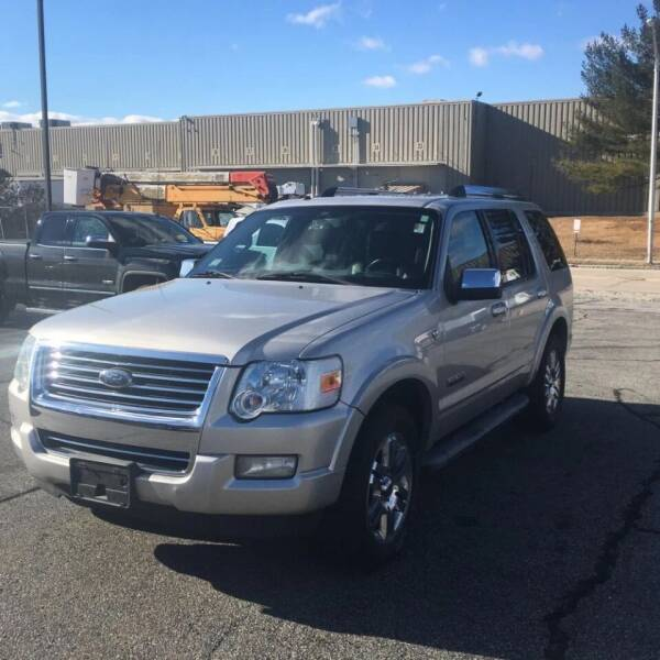 2008 Ford Explorer for sale at MCQ SALES INC in Upton MA