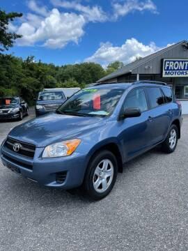 2012 Toyota RAV4 for sale at Frontline Motors Inc in Chicopee MA